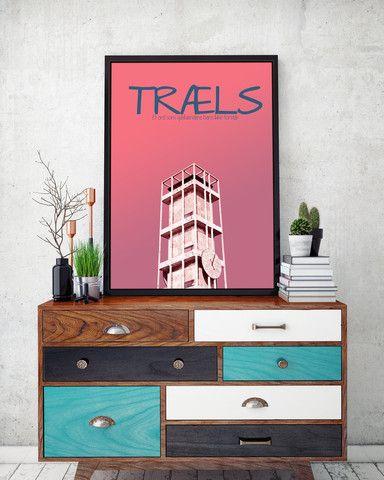 aarhus plakat med træls