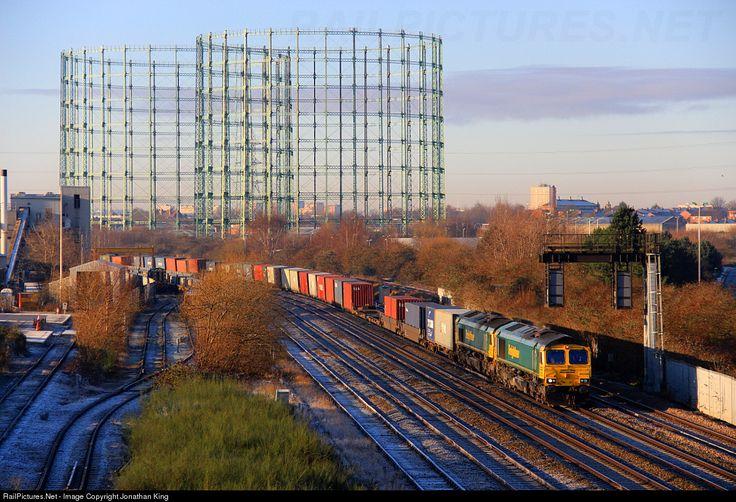 RailPictures.Net Photo: 66589 Freightliner GM Class 66 at Washwood Heath, Birmingham, United Kingdom by Jonathan King