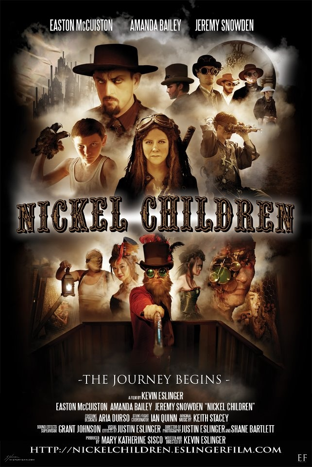 Nickel Children (2010)    Jack, a young boy witnesses his parents murder and is forced to survive in an underground illegal child betting ring.