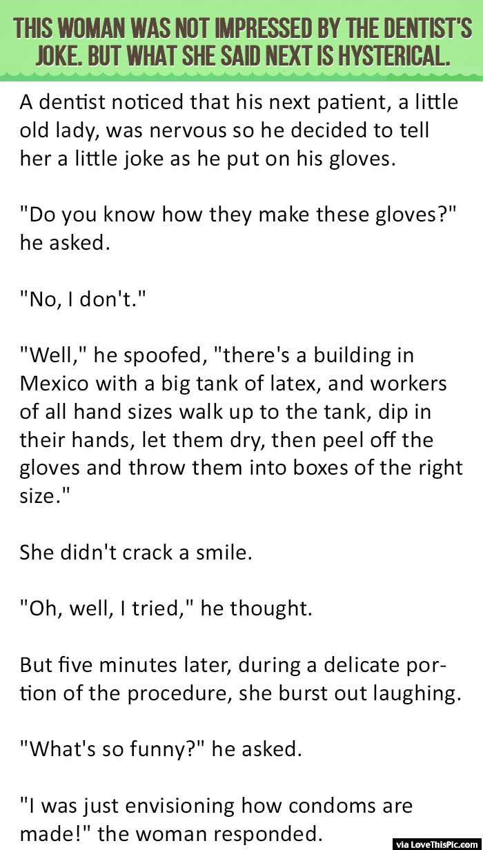 a joke for a girl