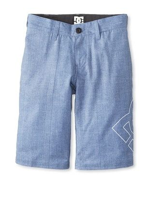 71% OFF DC Boy's 8-20 Lanaibrid Shorts (Ocean)