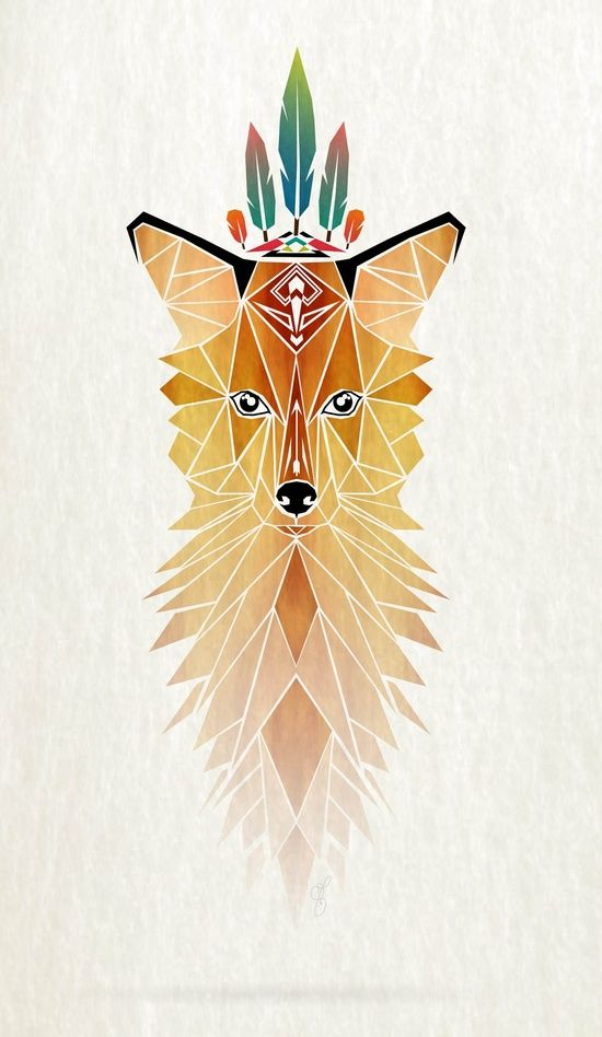 fox spirit Canvas Print by Manoou