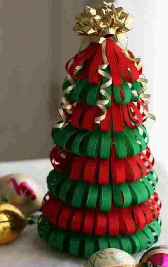 Ribbons# christmas tree