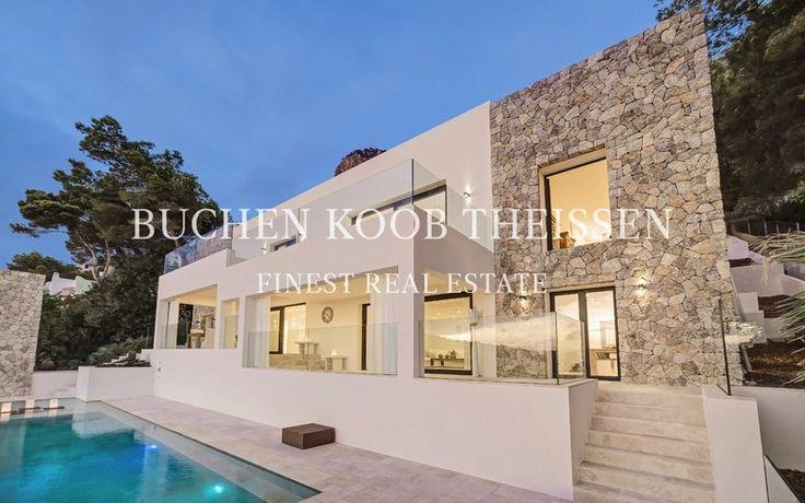 Exklusive Villa mit fantastischem Meerblick – Mallorca