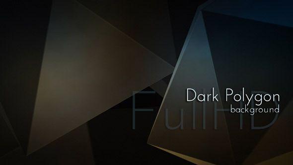 Dark Polygon