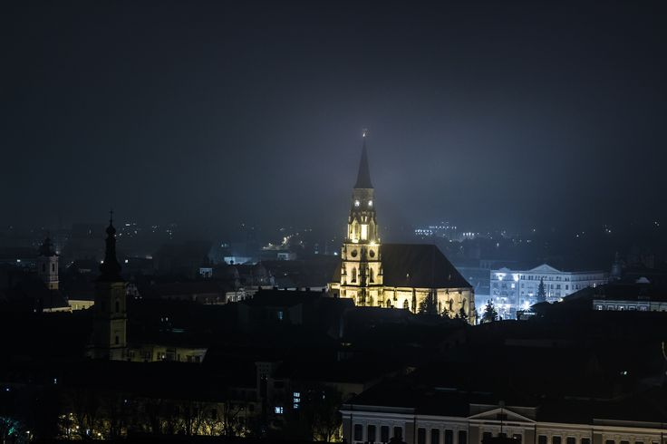 Cluj- Napoca ( RO ) by Rares Photography on 500px
