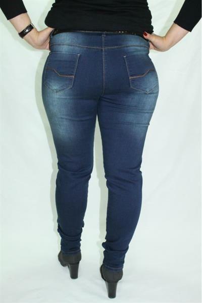 Мужские льняные брюки больших размеров