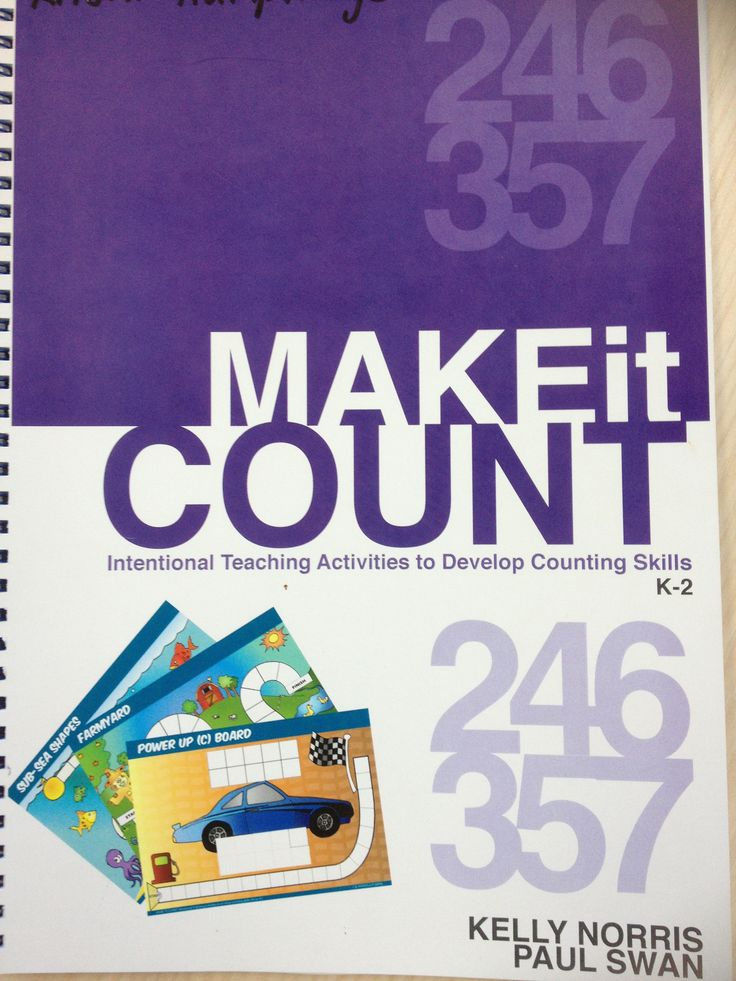 Amazing game based activities to develop counting skills, Kindergarten - Year 2 (or beyond). Available from www.drpaulswan.com.au