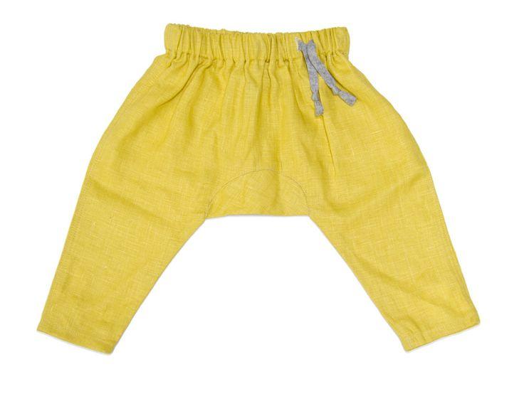 D-Minor Pant Linen