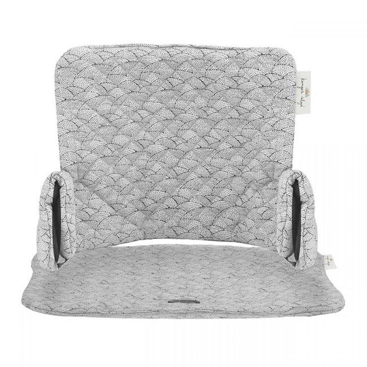 KONGES SLØJD High Chair Cushion Off White