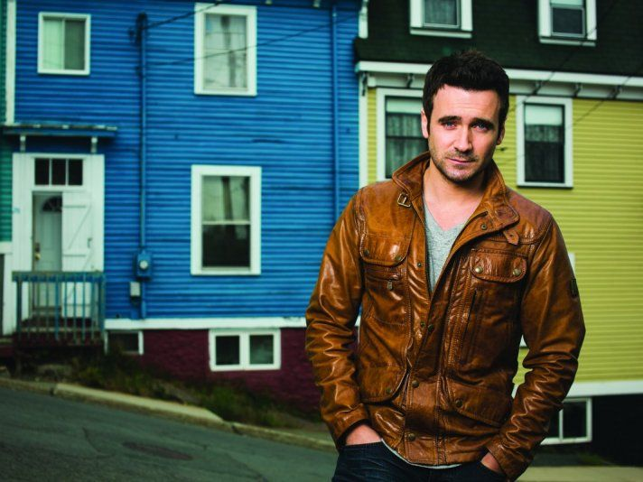 Q: Allan Hawco of Republic of Doyle