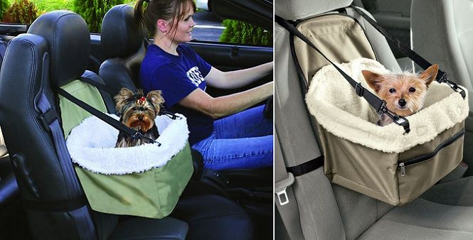 13,90€ - Pet Booster Seat! / Ιδανικό για σκύλους και γάτες έως 9 κιλά. Αφαιρούμενη μαλακή επένδυση Εμπεριέχεται λουρί ασφαλείας Εγκαθίσταται γρήγορα και εύκολα και προσαρμόζεται σε όλα τα αυτοκίνητα Διαθέτει φερμουάρ για να αποθηκεύεται παιχνίδια, τροφή κ.α.