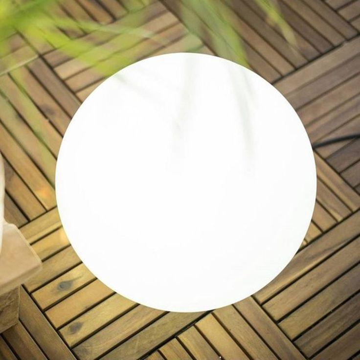 Objets Lumineux V067366>polypropylène Sphère Et Rond Buly – Taille : Taille Unique