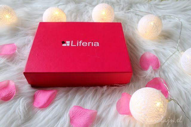 My little world : Liferia beauty box - kosmetyki z różnych stron świ...