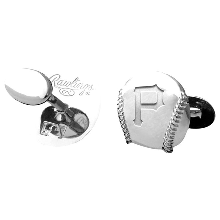 Pittsburgh Pirates Rawlings Cufflinks - $27.99