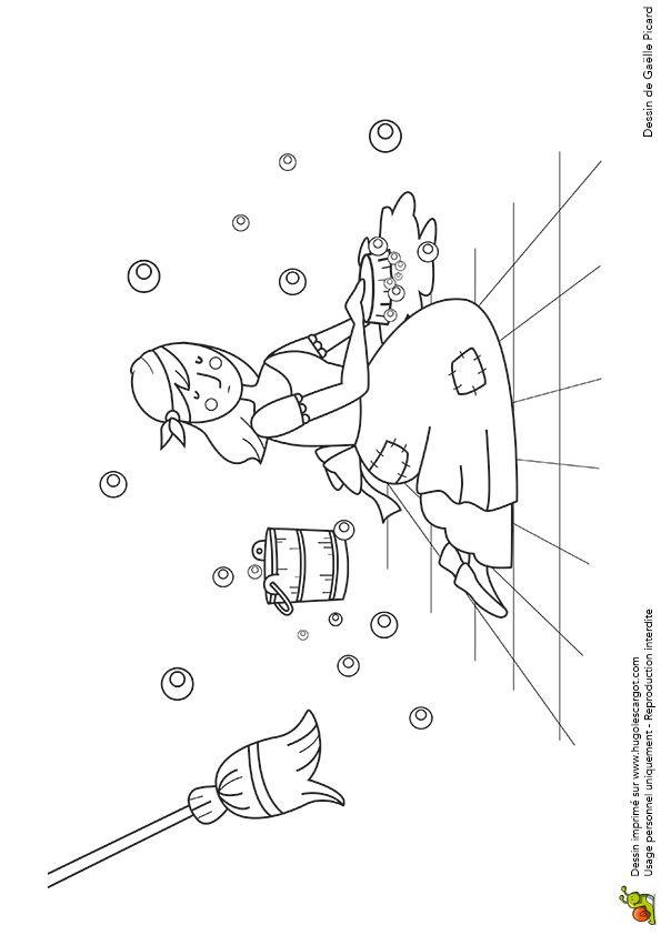 108 best images about coloriage de princesses on pinterest disney belle and tes - Cendrillon le dessin anime ...