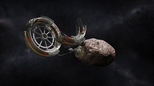 Deep Space Industries: Mining Near-Earth Asteroids ...