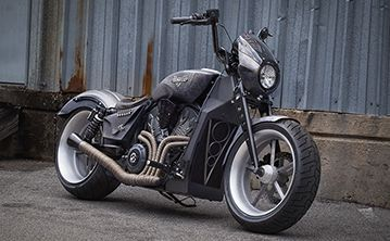 Operation Octane   Victory Motorcycles