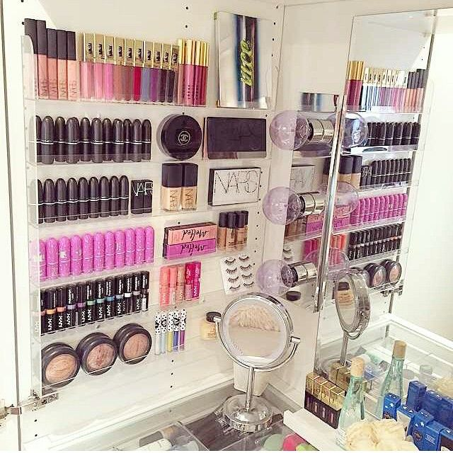 My make up station                                                                                                                                                                                 More
