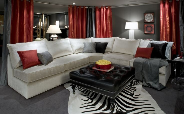 Unifier zone salle familiale sans cloisonner espace!