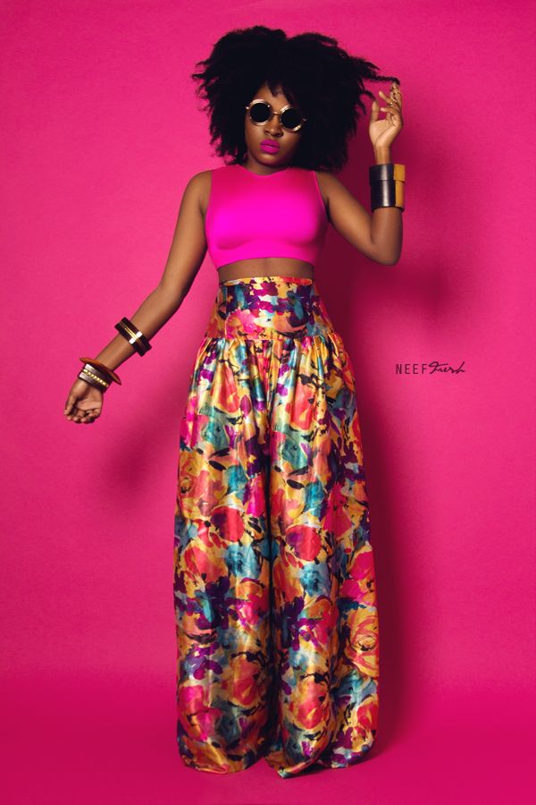 "blackfashion: ""Melanin Barbie"" Designer Of ""Unique By Reelia"" recent photosoot with international photographer @neeffresh Reelia is a talented African designer from Togo. Makeup & Styling is also done by Neef Fresh Shades & Bracelents: @UniqueByReelia Pants & Top: @Jaylene_Ann Follow Neef Fresh Photography: (instagram) @NeefFreshPhotography Follow Neef Fresh Photography on Tumblr: http://neeffresh.tumblr.com"