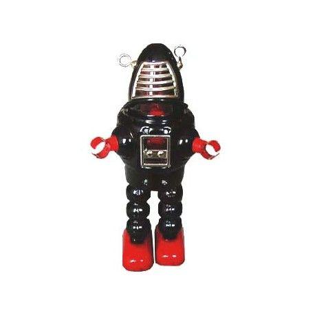 Originales y nostálgicos robots de hojalata que te transportarán a ti y a tus hijos a esos tiempos donde el juguete era un tesoro. Perfectos para regalos.