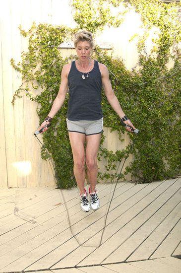 Jackie Warner's Jump Rope Workout