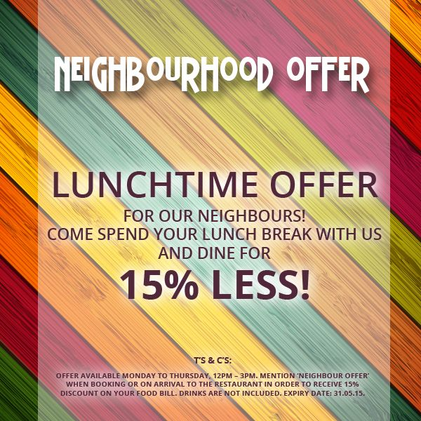 Neighbourhood Offer