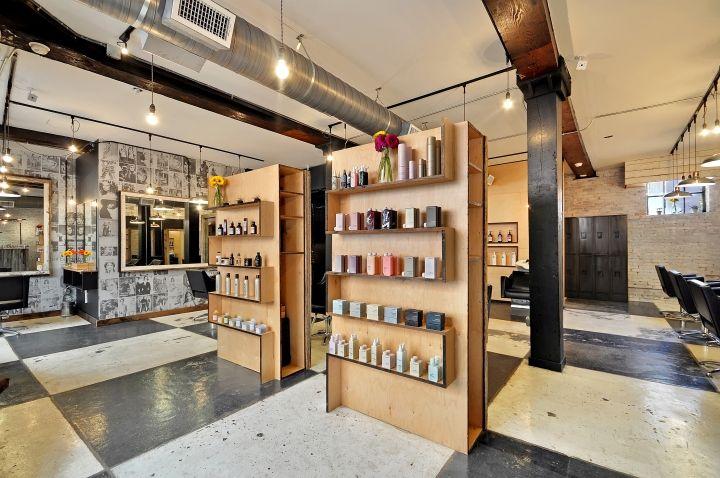 327 Best Hair Salon Images On Pinterest Barber Salon Hair Salons And Barber Shop