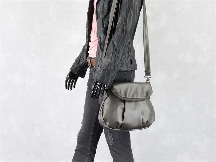 Billy the Kid - Handtasche THE EVERYDAY - Beuteltasche Umhängetasche Damen - bronze