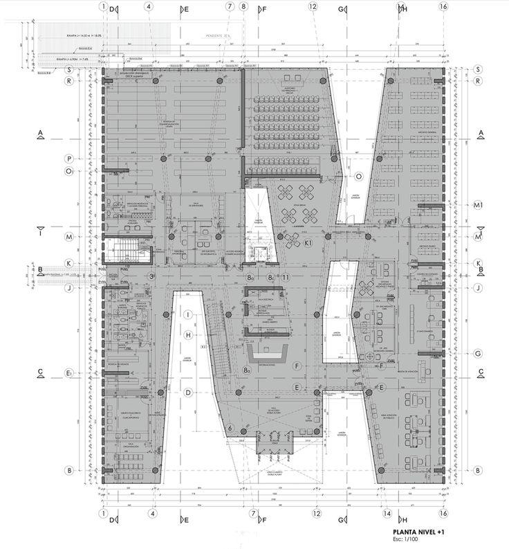 Galeria Arquitectonica: Galería De Edificio D.R.A.M / Prado Arquitectos