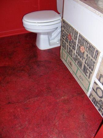 17 Best Images About Decoupage Floors On Pinterest