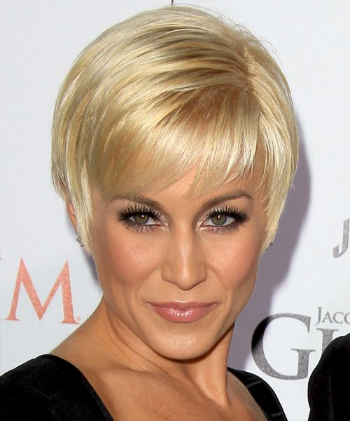 Short hairs are becoming the latest trend of today's economy, keeping short sized pixie hairstyle means looking really stylish and modest. It is the best option for women after 50 as managing your hair after that time really becomes difficult and disgusting, but many have the issue that short hairs will won't match there perfection...