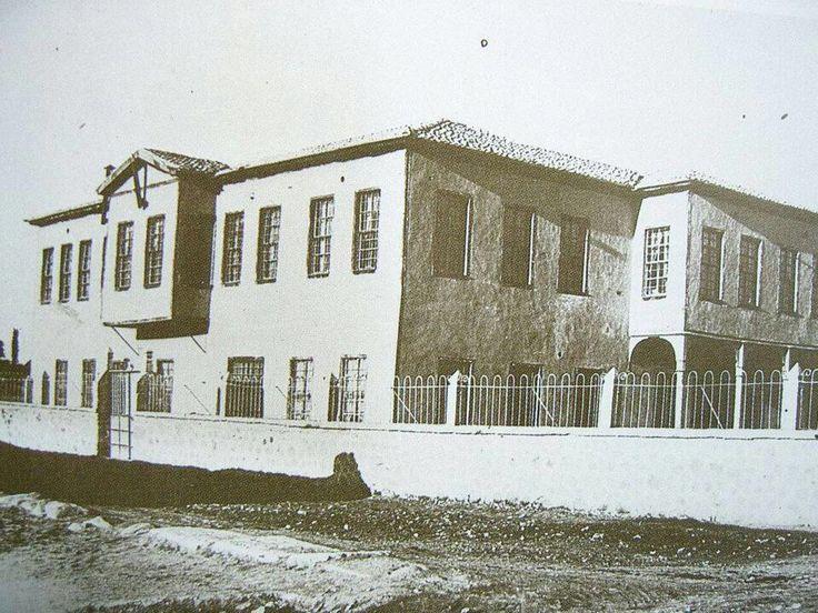 1915 yılında kurulan Konya Guraba Hastanesi