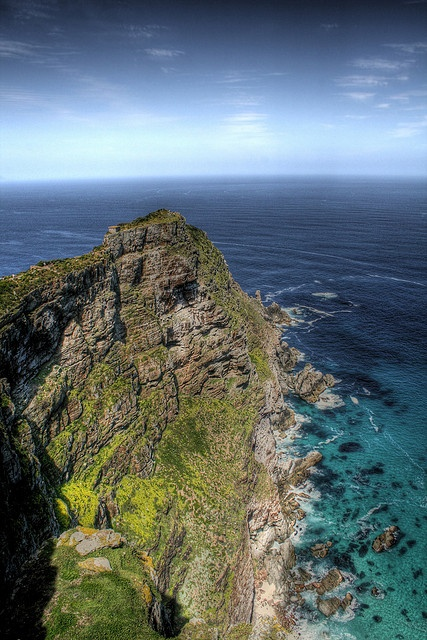 TABLE MOUNTAIN NATIONAL PARK - CAPE TOWN, SOUTH AFRICA