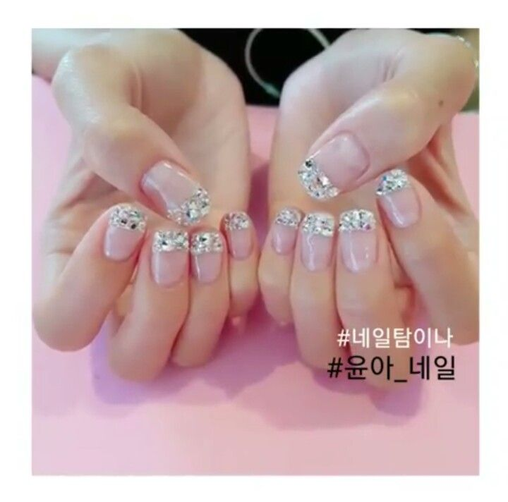 77 best snsd nails images on pinterest nail art nailart and snsd nailart prinsesfo Image collections