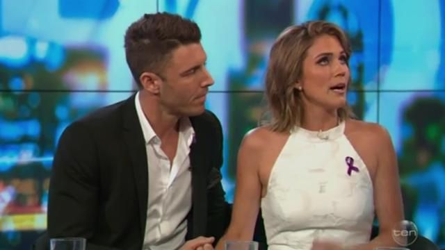 Georgia Love recalls the moment she learned about mother's death after Bachelorette finale.