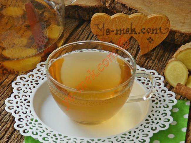 Hızlı Kilo Verdiren Tarçınlı Zencefilli Karanfil Çayı Resimli Tarifi - Yemek Tarifleri