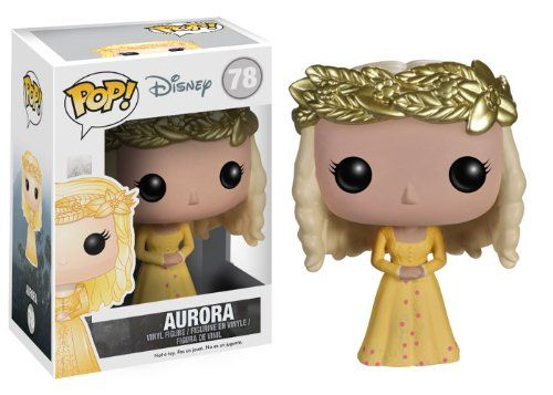 Figura de Vinil #Princesas Aurora de 10 cm de la Película de #LaBellaDurmiente #Disney