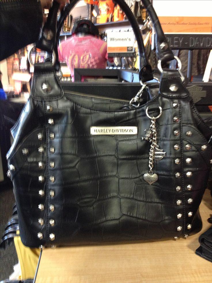 New Harley Davidson purse. ;-$