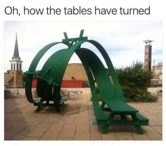 Oh, how the tables have turned.   Funny pictures, best quotes, funny memes pictures and jokes - FunnyKey.com /><meta name=