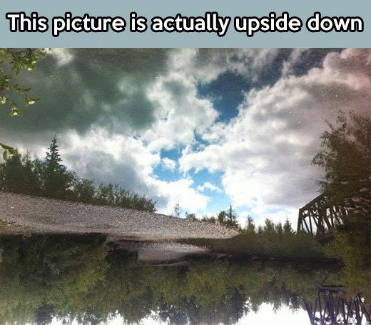 Photography illusion…