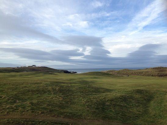 Bushfoot golf course