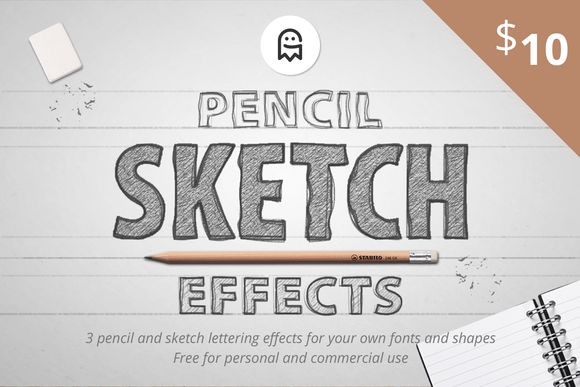 Good evening, the Graphic Ghost just added another useful product to the Creative Market​ shop - Pencil Sketch Effects! Check it out and give it a +heart if you like it. Have a nice remaining day. #graphicghost #creativemarket #designresources #pencil #sketch #effects  https://creativemarket.com/graphicghost/902607-Pencil-Sketch-Effects?u=Graphicghost