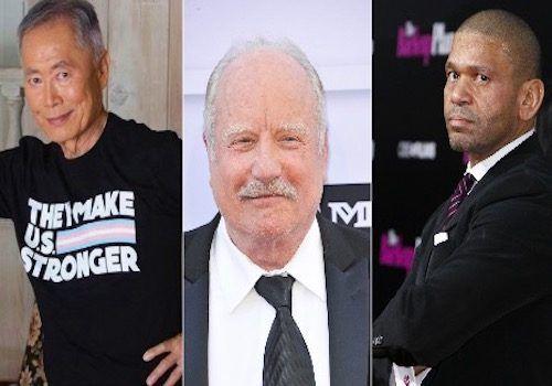 Todo El Mundo En Hollywood Es (Supuestamente) Un Perv: George Takei, Richard Dreyfuss, Y Benny Medina