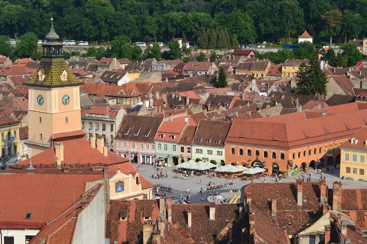 Brasov Medieval Town in Transylvania  http://www.touringromania.com/tours/city-break/discover-transylvania-private-tour-4-days-brasov-sighisoara-sibiu.html