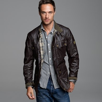 Belstaff Roadmaster Style Jacket