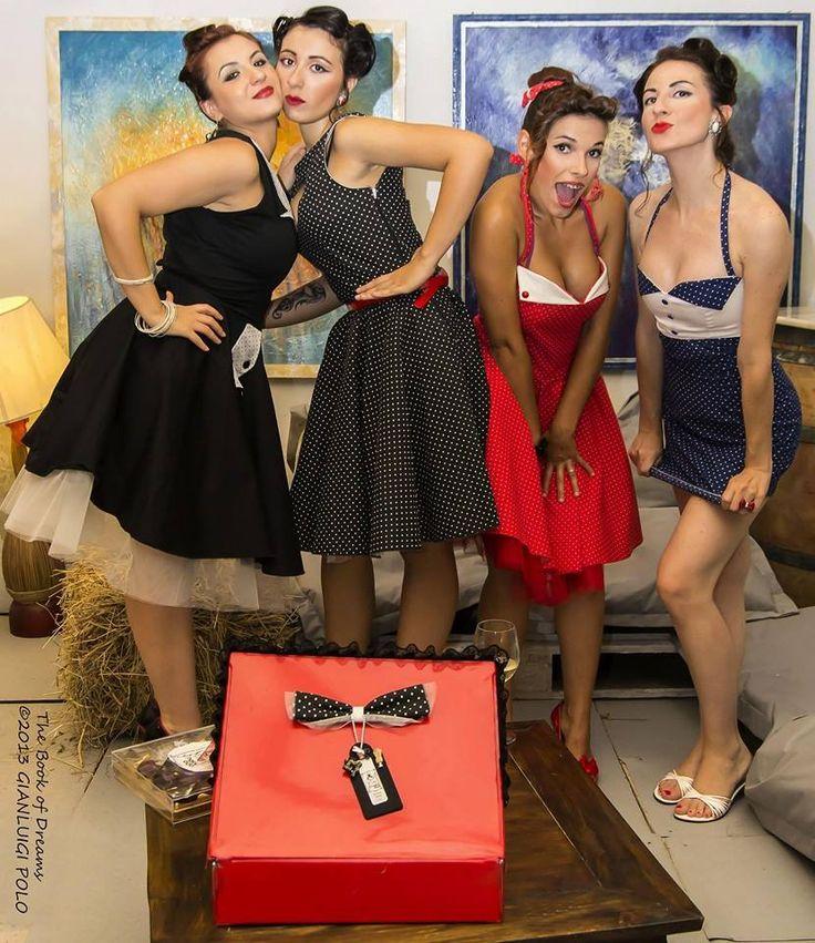 clothing pinup rockabilly fifties dress
