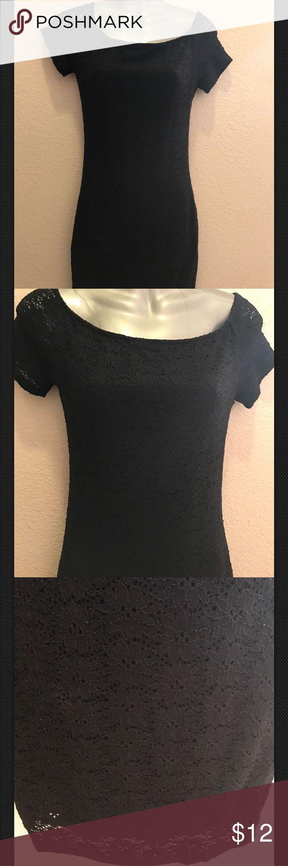 Lush Clothing Lace Dress Size S/M Lush Clothing Lace Dress Size S/M. No size on the dress but seem to be a S/M Lush Dresses