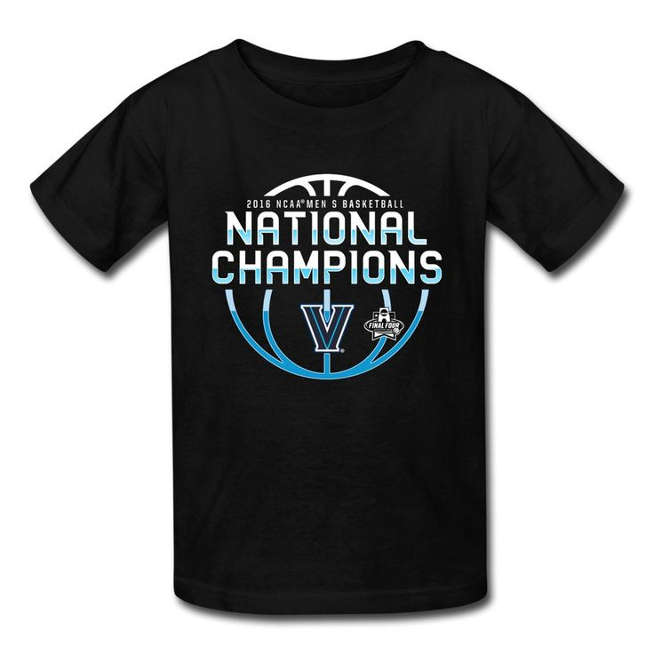 CXY Youth Villanova Wildcats NCAA Champions Schedule Kids T-Shirt Black. 100% Cotton Short Sleeves. Custom T-Shirt Fits Boys And Girls From 6 Year Old To 16 Year Old. Normal Fit US Size For Kids( Size Up If You Are In Between Sizes ). Machine Washable. Delivery Time: 7-15 Business Days.